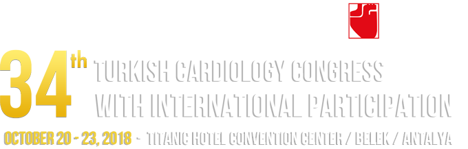 34th With International Participant Turkish Cardiology Congress